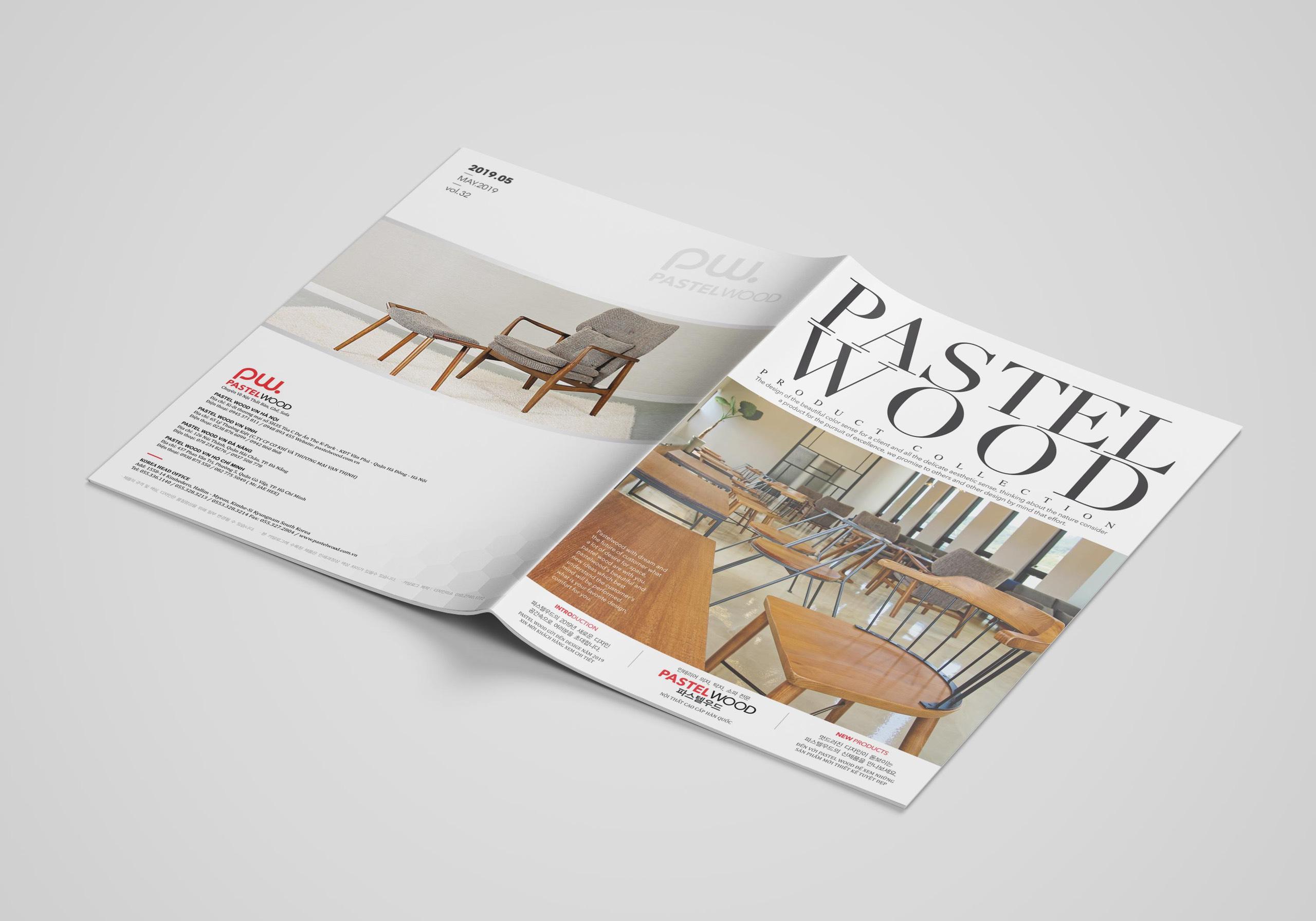 thiết kế catalogue rubic group 5