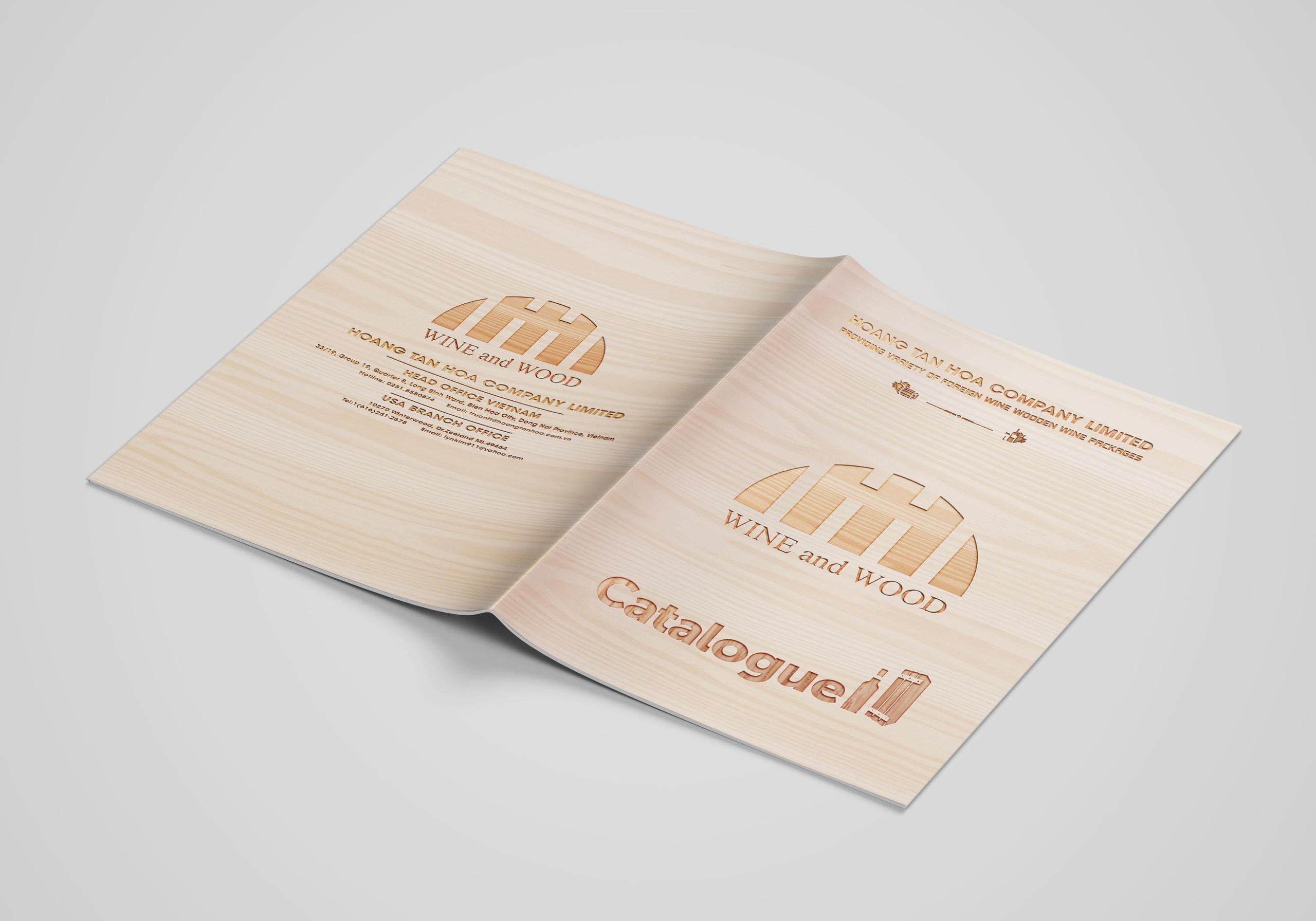 thiết kế catalogue rubic group 7