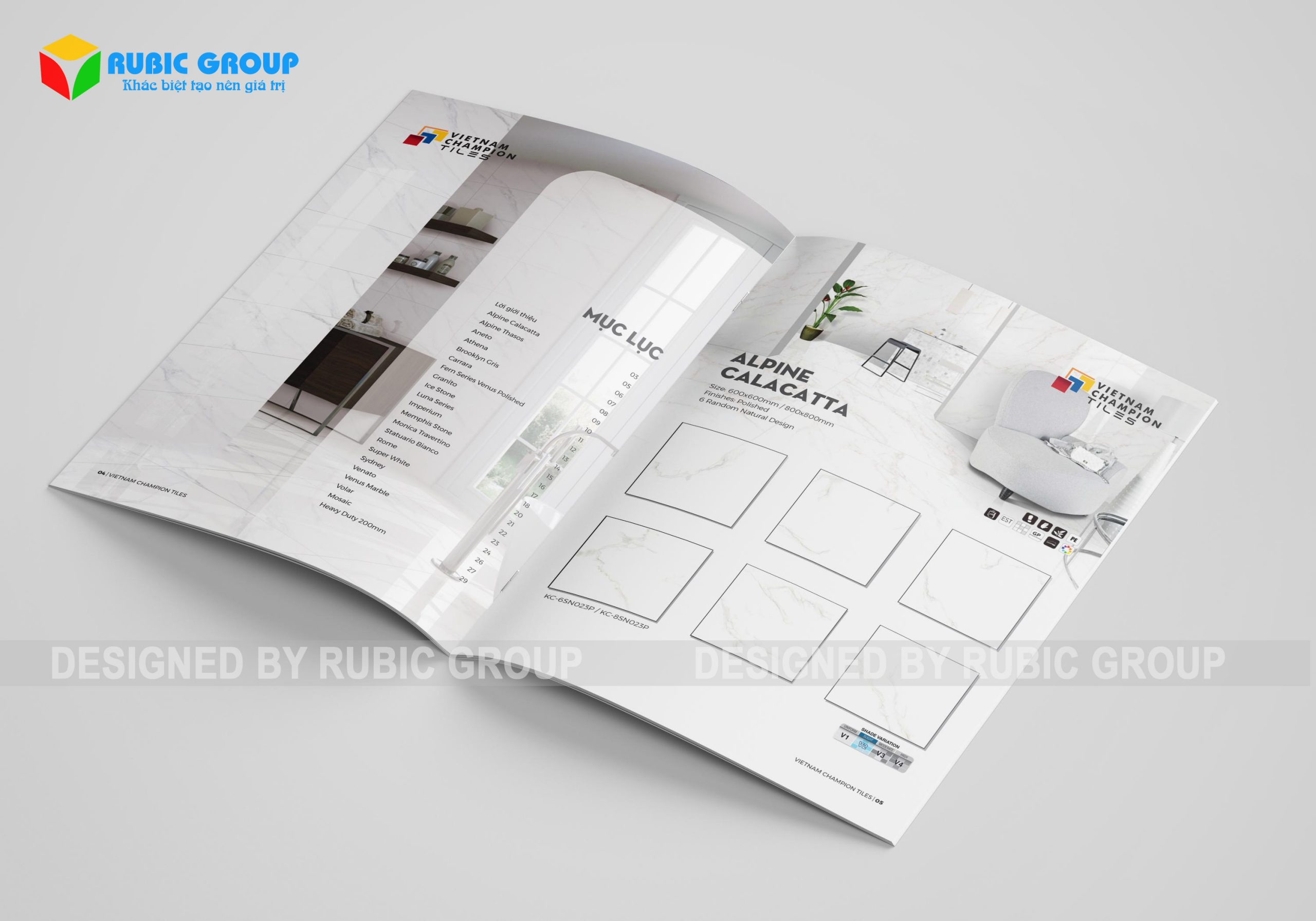catalogue vct 2