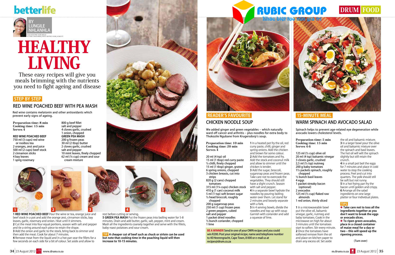 thiết kế catalogue thực phẩm 3