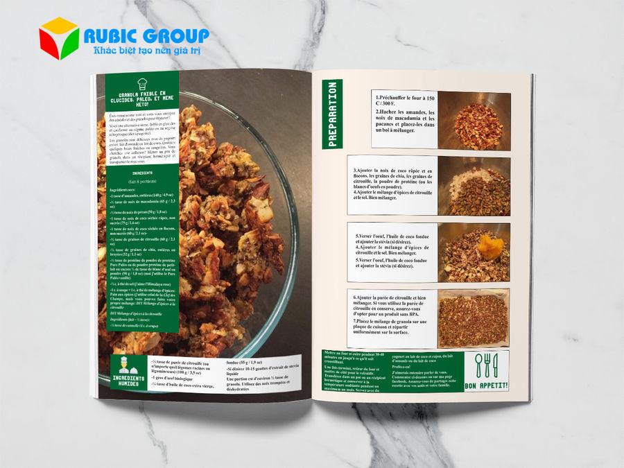 thiết kế catalogue thực phẩm 4