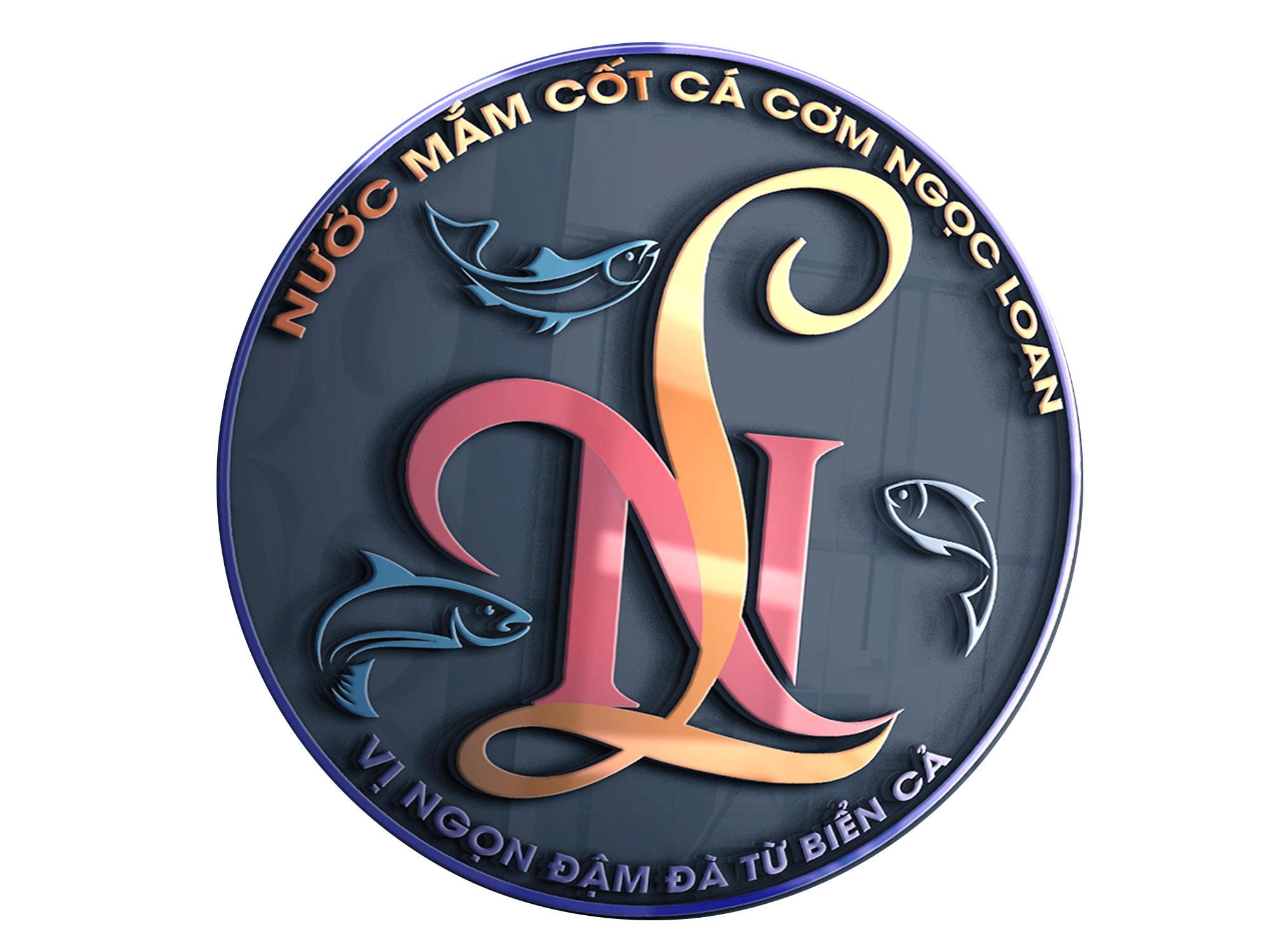 logo ngọc loan