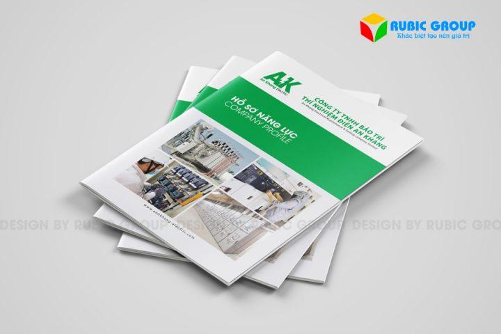 thiết kế hồ sơ năng lực công ty xây lắp điện 3