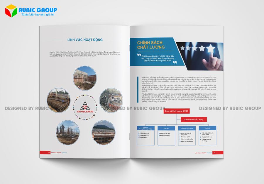 thiết kế hồ sơ năng lực vật liệu xây dựng 3
