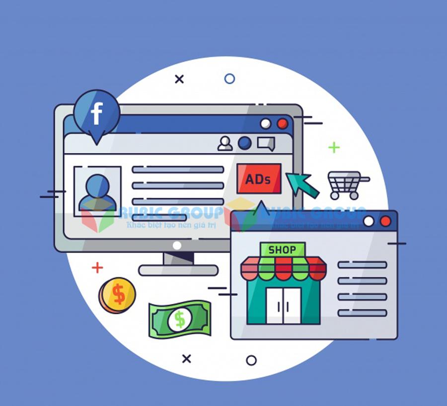 dịch vụ quảng cáo facebook tại rubic group 1