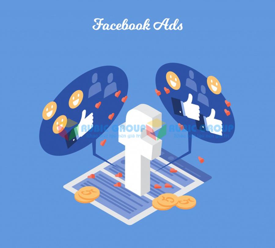 dịch vụ quảng cáo facebook tại rubic group 3