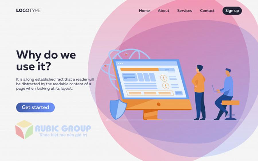 thiết kế website chuyên nghiệp 4
